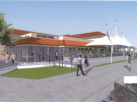 Plans for a proposed restaurant and taproom at Ventura Harbor Village will be discussed during a June 21 meeting of Ventura's Design Review Committee.