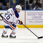 Predators trade Roy to Edmonton for Arcobello