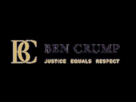 Ben Crump Law logo.