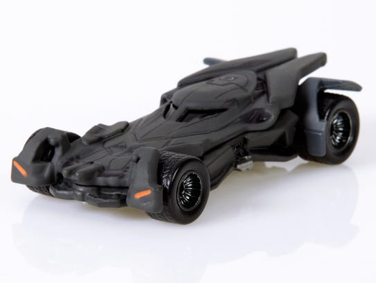 Hot Wheels is making a die-cast toy version of the