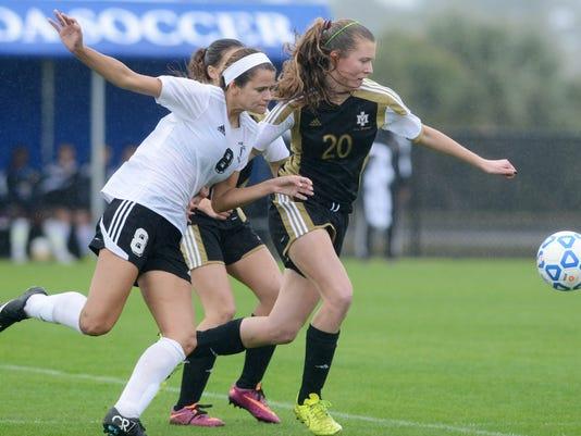 High School Soccer: Merritt Island vs. American Heritage
