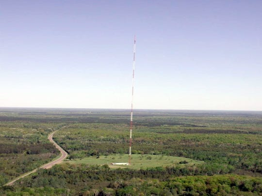 A 1,400-foot Wisconsin Educational Communications Board television tower in Park Falls, Wisconsin has for more than a decade hosted atmospheric instruments that gather data on humidity, temperature, greenhouse gases like carbon dioxide and methane, and more. The instruments are operated by University of Wisconsin–Madison Professor of Atmospheric and Oceanic Sciences, Ankur Desai and collaborators.