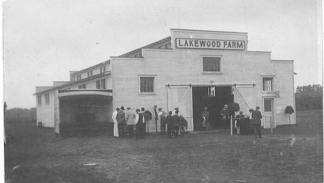 Lakewood Farm has been listed on the National Regsiter of Historic Places, joining Holland sites like the Cappon House and the De Zwaan Windmill.