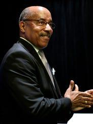 Ed Welburn, General Motors Vice President of Global