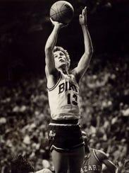 Highlands great Scott Draud scored 2,865 points from