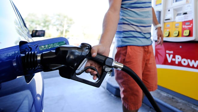 As the year ends, U.S. drivers are paying an average of $3.32 for a gallon of gasoline.