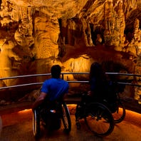 Kartchner Caverns State Park: Cave tours reveal the power of dripping water