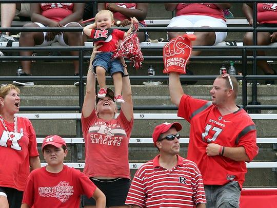 Rutgers University's football season kicks off Sept. 1 against the University of Washington.