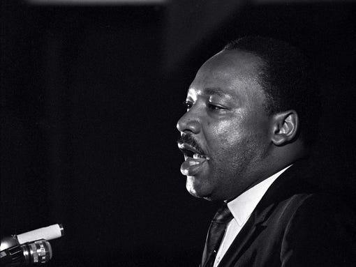 XXX AP MLK Birthday