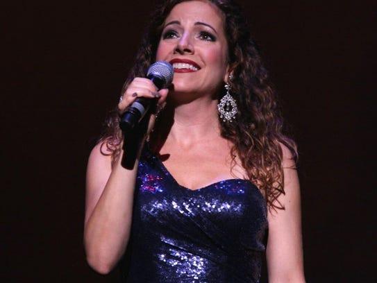 Broadway star Sandra Joseph is a graduate of Michigan