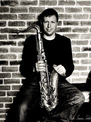 Saxophonist Chris Potter performs at 7:15 p.m. Saturday