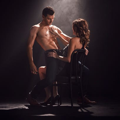 Straight Up Hollywood podcast: So, we got a lap dance at 'Magic Mike Live'