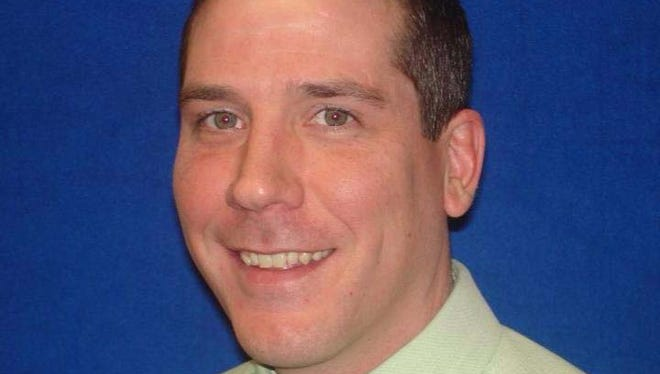 State Rep. Nate Shannon is running for re-election in Macomb County's 25th district.