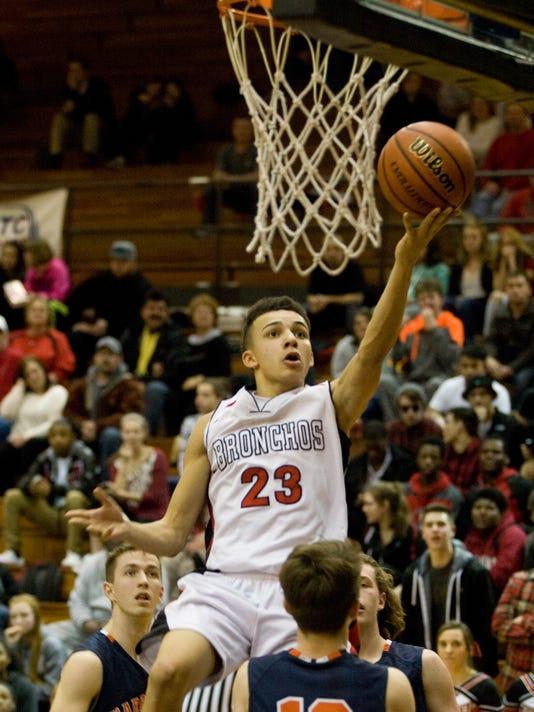 Lafayette Jeff vs Harrison Boys Basketball