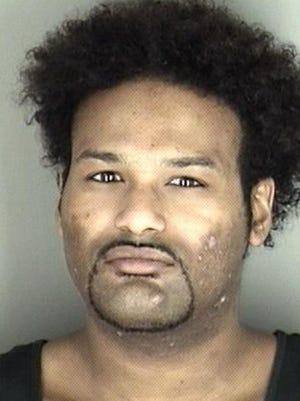 Trejon R. Raimey-Kirtdoll, 25, of Topeka, was booked Sunday into the Shawnee County Jail.
