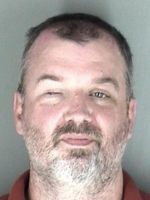 Marc Lewis, 49, was arrested Wednesday in connection with possession of cocaine, possession of marijuana and possession of drug paraphernalia.