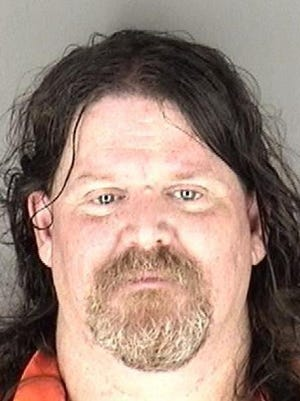 Michael Eugene Bennett, 48, was arrested Wednesday in connection to a burglary that occurred at AA Auto.
