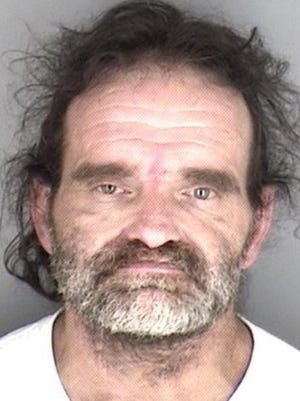 William C. O'Handlen, shown here, was among three people - including identical twins - arrested Thursday in Topeka in connection with drug crimes.