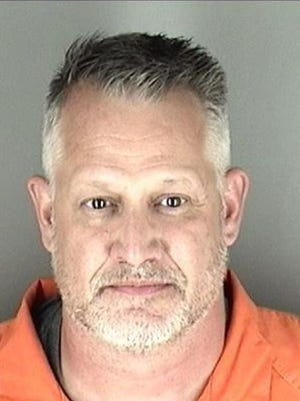 David Dustin Spears, 51, of Osawatomie, faces charges linked to sex crimes allegedly committed in Shawnee County.