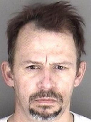 Michael Joseph Stinemetz, 48, was being held Saturday in the Shawnee County Jail in connection with felony drug possession.