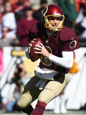 Washington drafted Kirk Cousins in the fourth round in 2012.