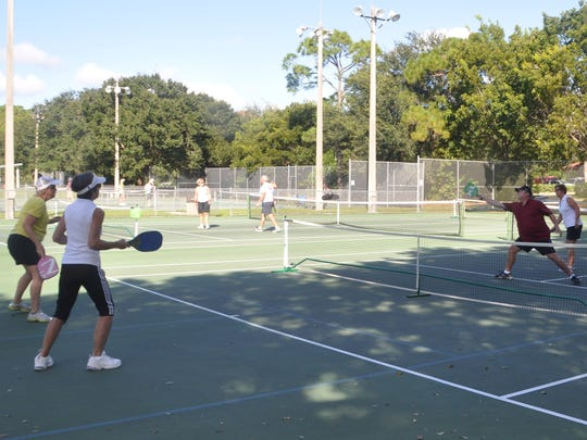 There are more than 300 pickleball players registered