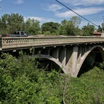A viaduct on the west end of Adair is on the National Historic Register. The bridge is part of White Pole Road.