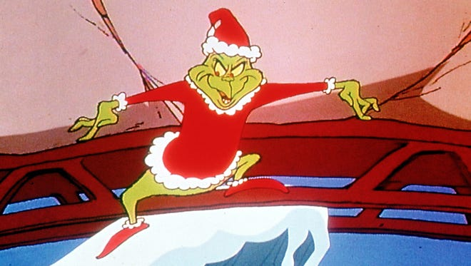 NBC hosts the classic 'How the Grinch Stole Christmas.'
