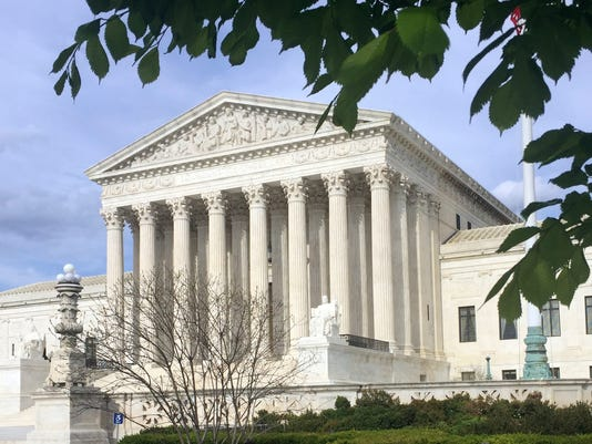 AP SUPREME COURT SPORTS BETTING A FILE USA DC