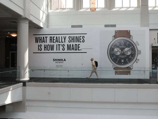 A new store called Shinola will be added to The Westchester in White Plains.
