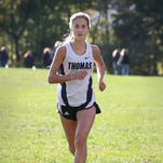 AGR girls cross country: Webster Thomas' Vestri lifts the bar higher