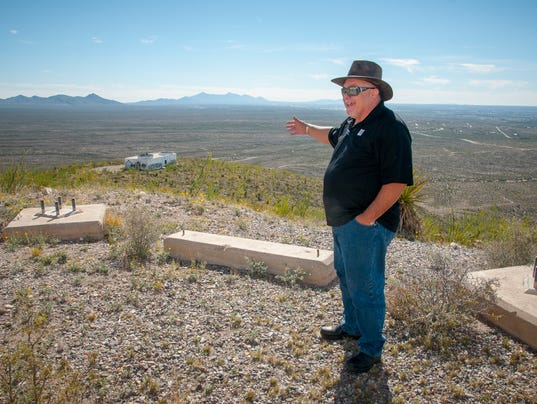 """Tortugas """"A"""" Mountain South Observatory Demolition"""