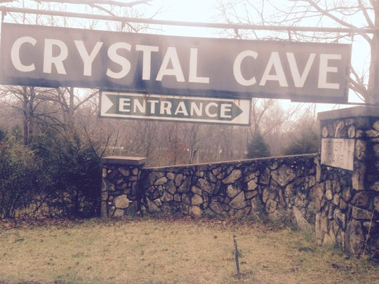 Crystal Cave, which opened in 1893, is for sale.