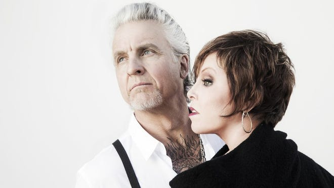 Neil Giraldo and Pat Benatar have been partners, on stage and off, for more than 30 years.