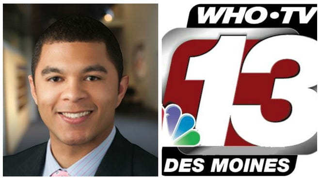 Former Northern Iowa and NFL wide receiver Justin Surrency now works as a news reporter for WHO-TV in Des Moines.