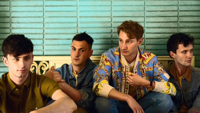 Glass Animals performs Monday at Iroquois Amphitheater