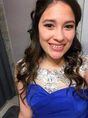 Samantha Aguilar.