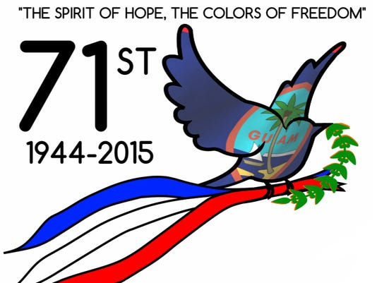 71st Liberation Official Logo