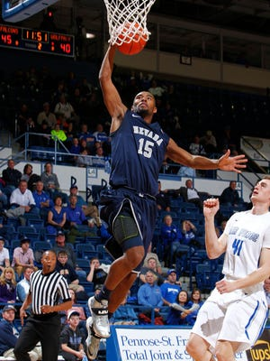 D.J. Fenner scored 18 points, the second most of his career, in a loss to Air Force on Wednesday.