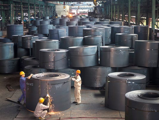 China Two Steel Giants Are About To Merge