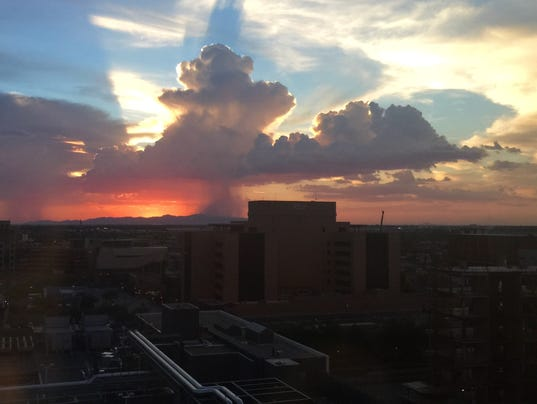 Weather Mesa Power Outages As Storm Rolls Through Metro