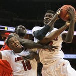 U of L's Johnson ejected in win over Clemson