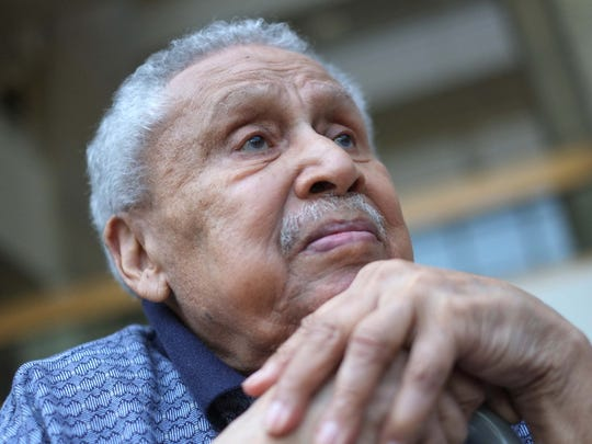 """""""There is still a lot of change that has to be done. And 50 years from now, some of the 'non-believers' of today will still be living,"""" says James H. Gilliam Sr., 94, founder of the Metropolitan Wilmington Urban League and a longtime civil rights advocate."""