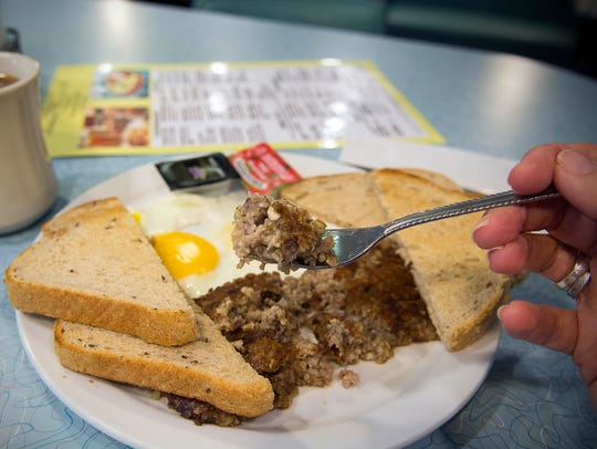 Hathaway's Diner in downtown Cincinnati is a go-to