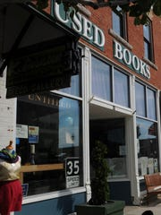 Defendant Steven Link owns Untitled Used and Rare Books, 20 N. Third Ave., Sturgeon Bay, and co-defendant Kory Murphy lives next door at 18 N. Third Ave.