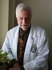 Dr. James Lenhard, a national diabetes expert at Christiana Care.