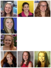 The 2014 swimming and diving dream team as chosen by