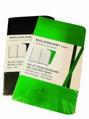 Moleskin journals