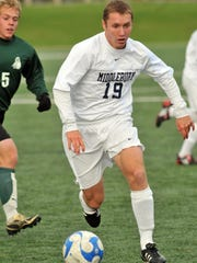 Former Middlebury College and South Burlington soccer