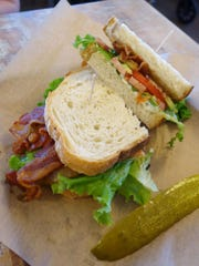 Breadcrafters' BLT is unsurprisingly boosted by great